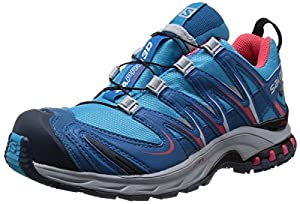 GORE-TEX - El Gore-Tex mantiene los pies secos y ofrece un amplio rango de confort. Diseñado para actividades intensas, el Gore-Tex se incluye en las gamas de carreras de aventura y carreras de montaña, donde son imprescindibles una protección imperm...