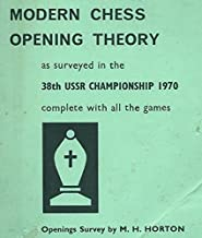 38th USSR CHESS Championships 1970
