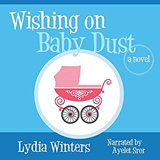 Wishing on Baby Dust audiobook cover art