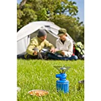 Campingaz Twister Plus Stove, Gas cooker for camping or festivals, easy handling