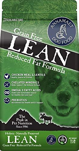 Annamaet Grain Free Lean Reduced Fat Formula Dog...