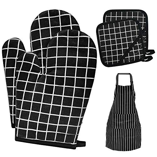 $5.66  Price Drop Oven Mitts and Pot Holders No promo code needed