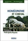 Homéopathie et cheval - Conseils thérapeutiques - CEDH - 23/05/2005
