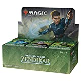 Magic: The Gathering - Caja Draft Renaissance de Zendikar (36 boosters + 1 Tarjeta de presentación)