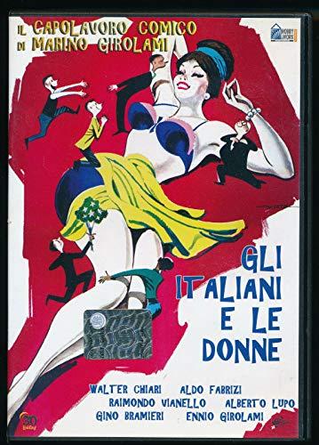 EBOND Gli Italiani e Le Donne DVD