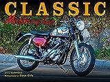 Classic & Vintage Motorcycles 2022 Calendar