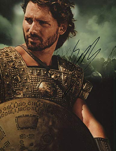 Eric Bana Signed Autograph Troy Hector 8x10 Photo With COA PJ