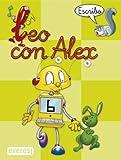 Leo con Álex 6. Escribo (Leo con Alex) - 9788424182670