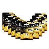 Batteria Duracell 1616 Lithium 3V Batterie non ricaricabili (Litio, 3 V, 10 pezzi, CR1616, 55 mAh)