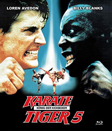 Karate Tiger 5 - König der Kickboxer - Limited Edition [Blu-ray]