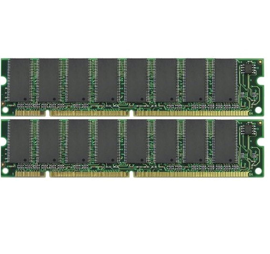 生命体薄汚い暴徒2?x 256?512?MBメモリDell SmartStep 100d SDRAM pc133
