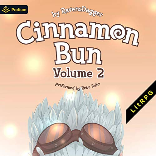 Cinnamon Bun: Volume 2 cover art