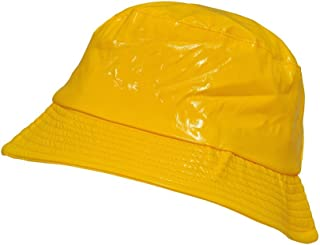 b2370a00c36 Amazon.com  Yellows - Rain Hats   Hats   Caps  Clothing