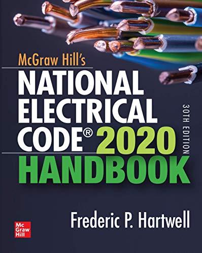 McGraw-Hill's National Electrical Code 2020 Handbook, 30th Edition (McGraw Hill's National Electrical Code Handbook)