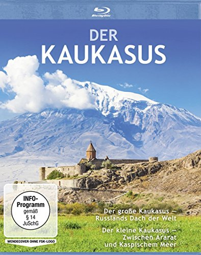 Der große Kaukasus - Russlands Dach der Welt / Der kleine Kaukasus - Zwischen Ararat und Kaspischem Meer [Blu-ray]