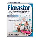 Florastor Maximum Strength Probiotic 250 Mg - 50 Capsules