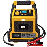 1000 Peak Amp Portable Car Jumpstarter CAT Professional Jump Starter & Compressor Tyre
