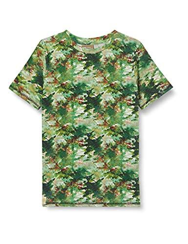 Tuc Tuc Camiseta Punto Raw Cotton, Verde, 3A para Niños