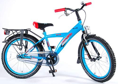 Volare Thombike City Kinderfiets - Jongens - 20 inch - Blauw