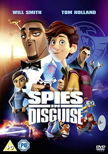 Spies in Disguise [UK Import]