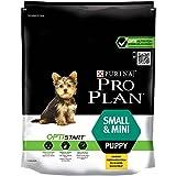 Pro Plan Small & Mini Puppy avec Optistart Riche en Poulet - 700 g - Croquettes pour...