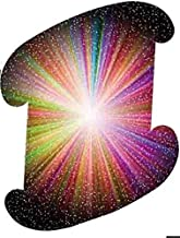 Colorful Sunburst Medium Infinity Lights, Puzzle Lights, IQ Lights, LuvaLamps, Jigsaw Lamps, ZE Lights 30 Piece Pack USA