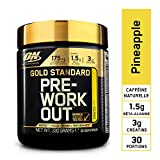 Optimum Nutrition Gold Standard Pre-Work Out Acide Aminés Créatine