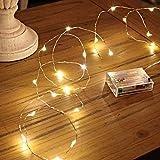 Luces de navidad LED decoración de banquete de boda de navidad LED cadena de luces de hadas luces de cadena A1 2m20 leds usb