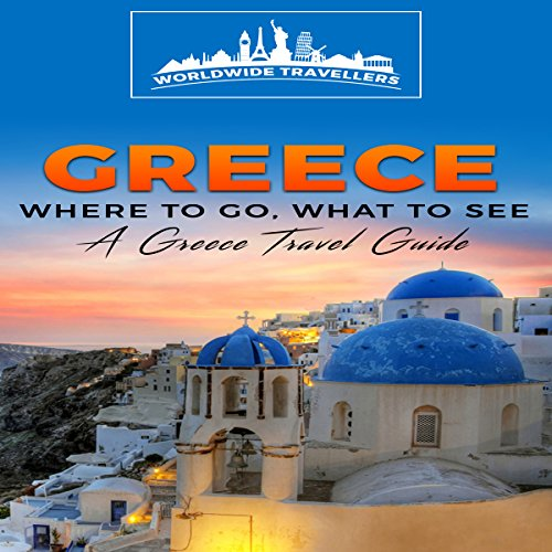 Greece audiobook cover art