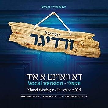 Du Voint a Yid (Vocal Version)