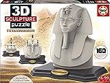 3D Sculpture - Puzzle con diseño Tutankhamon (Educa Borras 16503)