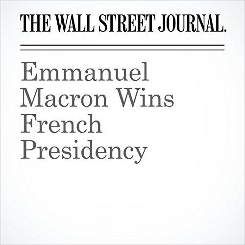Emmanuel Macron Wins French Presidency copertina