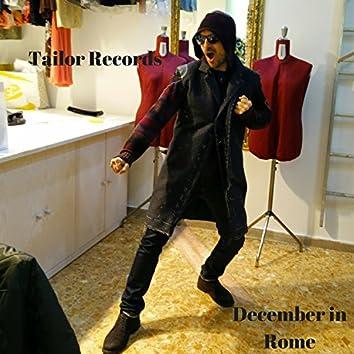 December In Rome