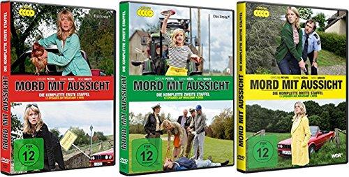 Mord mit Aussicht - Staffel 1-3 Set (12 DVDs)