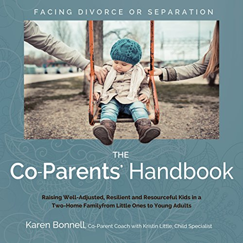 The Co-Parents' Handbook audiobook cover art