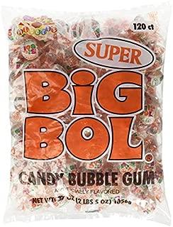 super bubble bubble gum