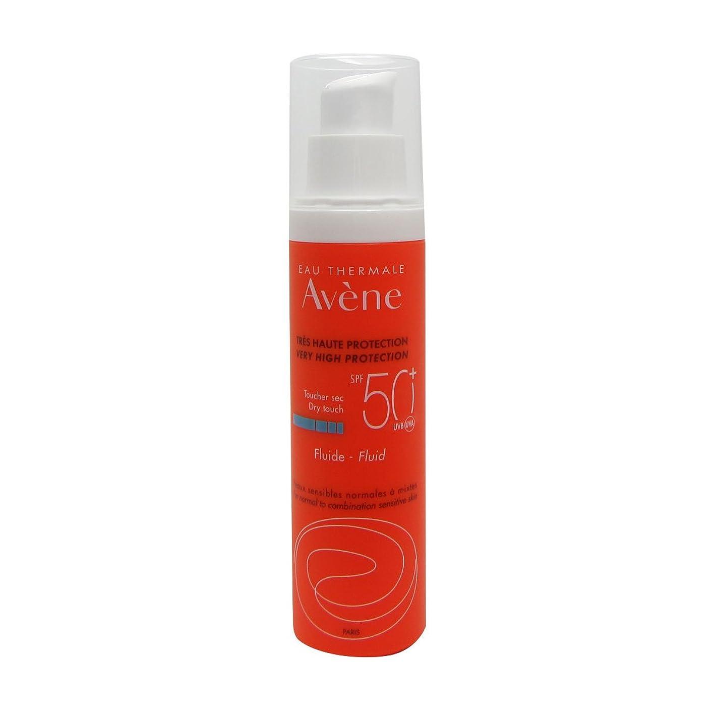 Avene Sunscreen Emulsion 50+ 50ml [並行輸入品]
