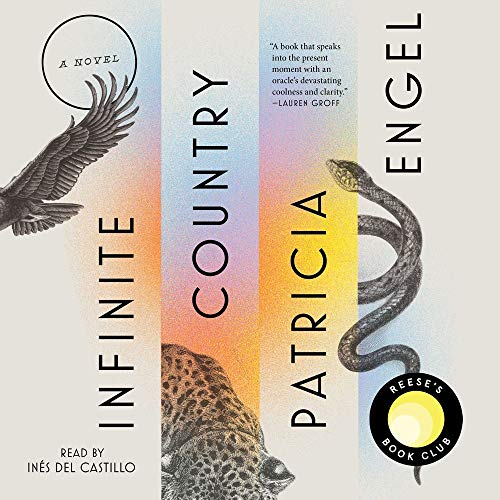 Infinite Country Audiobook By Patricia Engel cover art