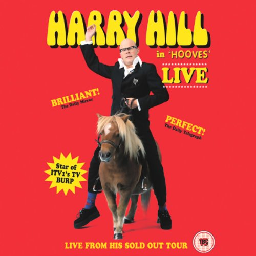 Harry Hill cover art
