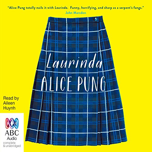 Laurinda audiobook cover art
