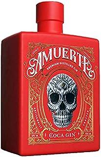 AMUERTE RED COCA GIN amuerte cola leaf gin, Gusto esclusivo al Pineberry Edizione limitata, 700 ml 43%
