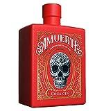 La nuova bottiglia Amuerte Red! Un sapore ancora più raro. Un distillato dalle classiche botaniche del gin affinate con foglie di Coca Peruviana e la pregiata Pineberry: un frutto simile alla fragola ma di colore bianco, Il sapore ricorda quello dell...
