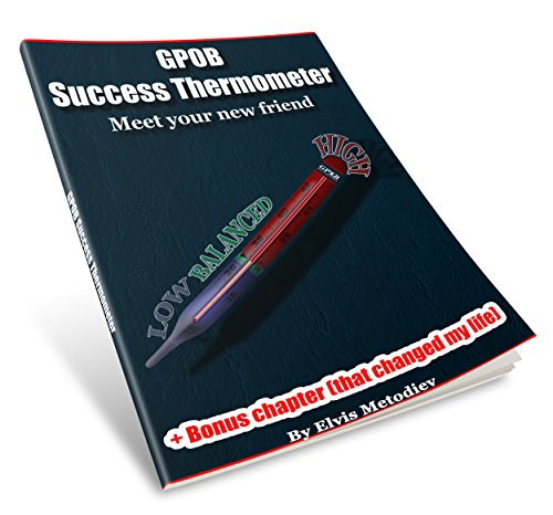 GPOB Success Thermometer: Meet your new friend (Mind Fellow) (English Edition)