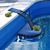 LEMESO Animal Saving Escape Ramp for Pool, Easy to Setup Critters Escape Device for Pool, Swimming Pool Floating Ramp Accessories for Saving Frogs, Toads, Chicks, Ducks, Chipmunk, Birds