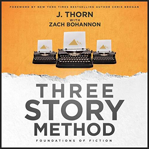 Three Story Method audiobook cover art