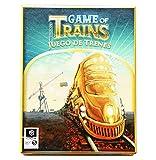 SD Games - Juego de trenes, Multicolor (SDGJUEGTR01)