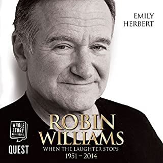 Robin Williams cover art