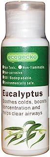 Ecogecko Fragrant Aroma Oil to use with EcoGecko Air Revitalizers. 30ML, Eucalyptus