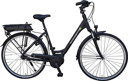 SAXONETTE Urbano Plus E-Bike, Magura HS11 hydraulische Felgenbremsen (Rahmenhöhe 50cm)