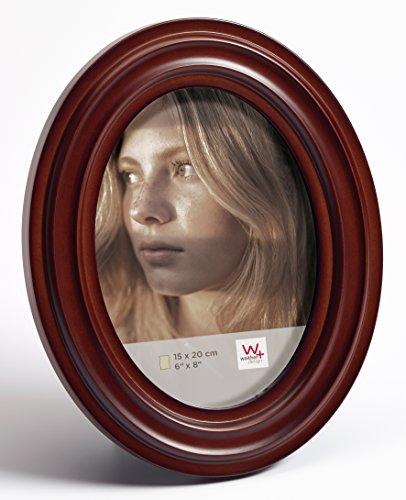 Viola Portraitrahmen, 15X20 cm, nussbaum